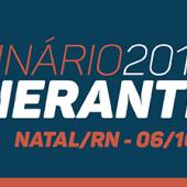 Seminário Itinerante – COMJOVEM   Edição Natal / RN