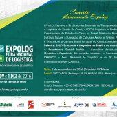01/11 – 8h30min – CONVITE DE LANÇAMENTO DA EXPOLOG 2016 – NA SEDE DO SETCARCE